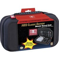 Officially Licensed Deluxe Travel Case for Mini NES/SNES