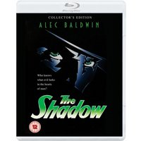 Shadow Blu-Ray DVD