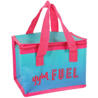 Gym Fuel Ombre Cooler Bag