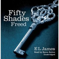 Fifty Shades Freed Audio Book CD
