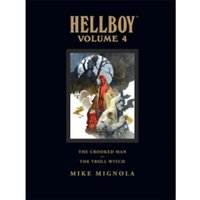 Hellboy Library Edition Volume 4