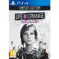 Life Is Strange Before The Storm Limited Edition PS4 Game (with Bonus DLC)