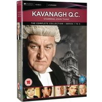 Kavanagh Q.C. - The Complete Collection DVD