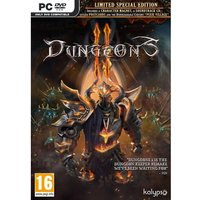 Dungeons II 2 Limited Special Edition PC Game