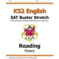 New KS2 English Reading SAT Buster Stretch: Poetry (for tests in 2018 and beyond)