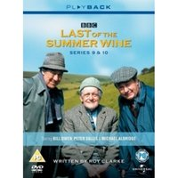 Last Of The Summer Wine Series 9-10 DVD