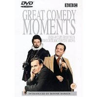 BBC Great Comedy Moments DVD