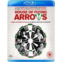 House of Flying Arrows Blu-ray