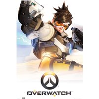 Overwatch Key Art Maxi Poster