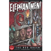 Elephantmen 2260 Volume 2 The Red Queen Paperback