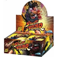 Street Fighter CCG Booster Box (24 Packs)