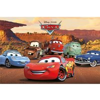 Cars - Characters Maxi Poster