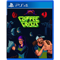 Coffee Crisis Special Edition PS4 Game