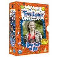 Tracy Beaker - The Box Set Of Me [DVD] [DVD] (2008) Danielle Harmer
