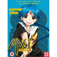 Magi - The Kingdom Of Magic: Season 2 - Part 2 Blu-ray