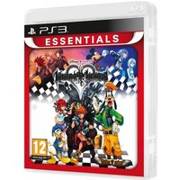 Kingdom Hearts HD 1.5 ReMIX PS3 Game (Essentials)