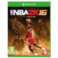 NBA 2K16 Michael Jordan Special Edition Xbox One Game