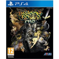 Dragon Crown Pro Battle Hardened Edition PS4 Game