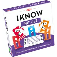 iKNOW Hit List Board Game