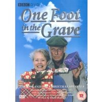 One Foot in the Grave The 1996 and 1997 Christmas Specials DVD