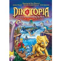 Dinotopia Quest For The Ruby Stone DVD