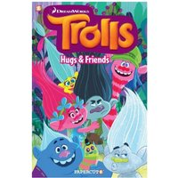 Trolls Graphic Novels #1: Hugs & Friends
