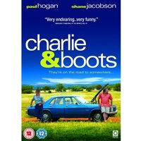 Charlie and Boots DVD