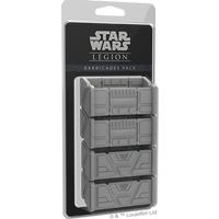 Star Wars Legion: Barricades Pack Board Game