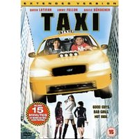 Taxi Extended Edition DVD