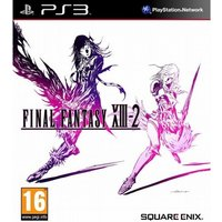 Final Fantasy XIII-2 13-2 Game