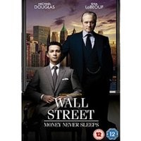 Wall Street 2 Money Never Sleeps DVD