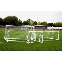 Image of Precision Match Goal Posts Spares (BS 8462 approved) 3m X 2m Net