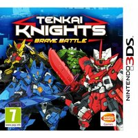 Tenkai Knights Brave Battle 3DS Game