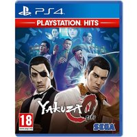 Yakuza 0 PS4 Game (PlayStation Hits)