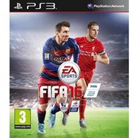 FIFA 16 PS3 Game (with 15 FUT Gold Packs Pre-Order Bonus)