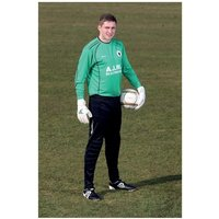 Precision Schmeichel Goalkeeping Shirt 46-48 inch Green