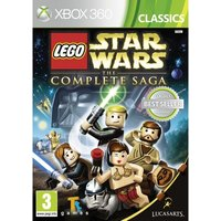 Lego Star Wars The Complete Saga Game (Classics)