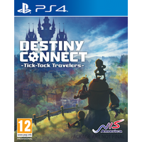 Destiny Connect Tick Tock Travelers PS4 Game