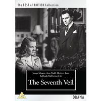 The Seventh Veil DVD