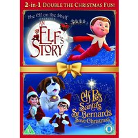 Elf on The Shelf Double Pack DVD