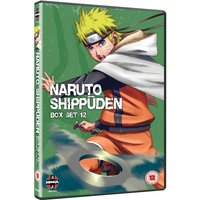 Naruto Shippuden Box 12 Episodes 141-153 DVD