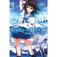 Strike the Blood, Vol. 1 The Right Arm of the Saint (Light Novel)