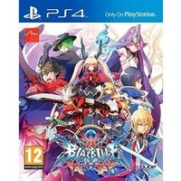 BlazBlue Central Fiction PS4 Game