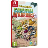 Caveman Warriors Deluxe Edition Nintendo Switch Game