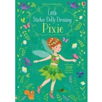 Little Sticker Dolly Dressing Pixies