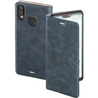 Hama Guard Case Booklet for Huawei P20 Lite, blue