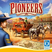 Pioneers Board Game