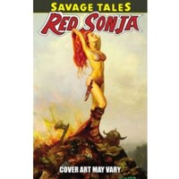 Savage Tales Of Red Sonja
