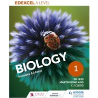 Edexcel A Level Biology Student Book 1