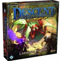 Ex-Display Descent Labyrinth of Ruin Board Game Used - Like New